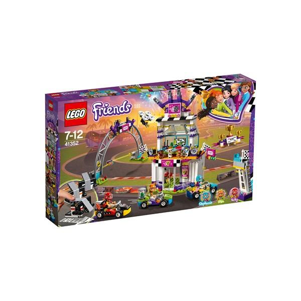Den stora tävlingsdagen  LEGO Friends (41352)  Lego - lego & duplo