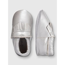 Slippers Nitynn, Silver, Name it
