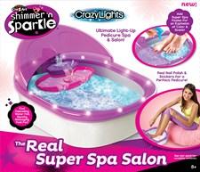 Super Spa fotbad, Shimmer N Sparkle