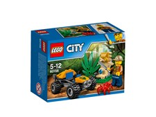 Djungel buggy, LEGO City Jungle Explorers (60156)
