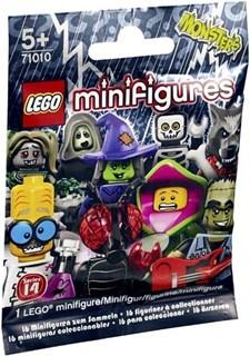 LEGO Minifigurer, Monsters, Serie 14 (71010)