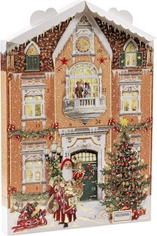 Heilemann Julkalenderhus Choklad 275 g