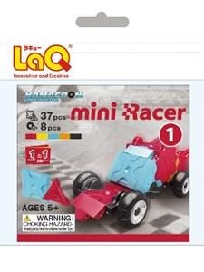 Hamacron Mini Racer 1, punainen, LaQ