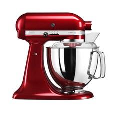 KitchenAid Artisan Yleiskone 4.8 L Metallic Punainen