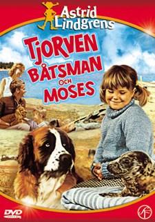 Tjorven, Båtsman och Moses