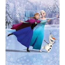 Disney Frozen Väggtapet 2m, Walltastic