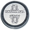 Eulenspiegel Ansiktsmaling, 20 ml, white