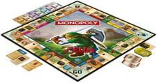 The Legend Of Zelda Monopol Collector'S Edition