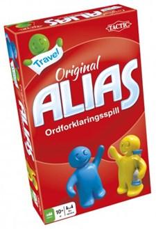 Alias Original travel, Tactic (NO)