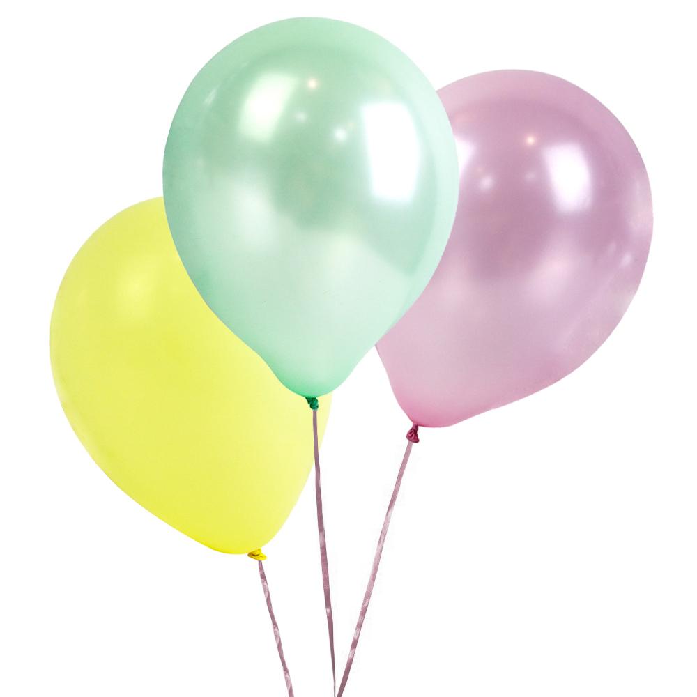 Skolstart med glass och ballonger 3