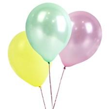Ballonger Pastell 16-pack