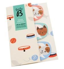 Sidmarkörer BusyB Katt