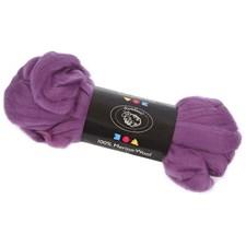 Merinoull, 21 my, 100 g, violet