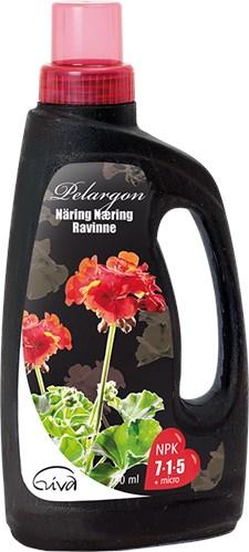 Giva Pelargon näring 750ml