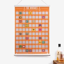 Scratch Off Bucket List Whiskey