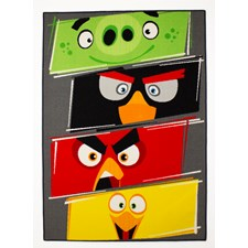 Matta, Stacked Up, Angry Birds