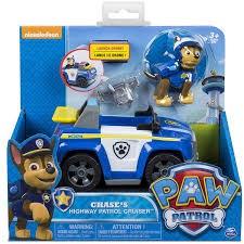 Chase Patrol Cruiser, Paw Patrol