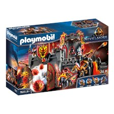 Burnham Raiders festning Playmobil (70221)