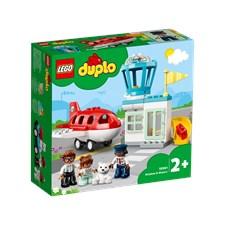 Lentokone ja lentokenttä LEGO® DUPLO Town (10961)