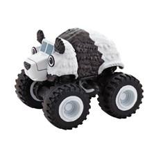 Blaze och Monstermaskinerna, Diecast, Panda Bear Truck