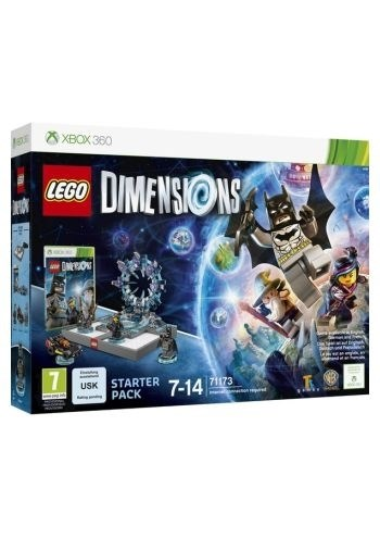 LEGO Dimensions - Starter Pack  Warner Games - xbox 360