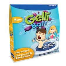 Gelli Baff, Bad i slush, 600g, Blå
