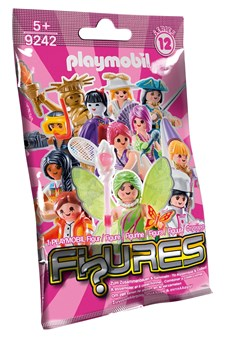 Playmobil figures, Girls, Serie 12 (9242)