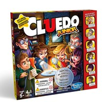 Cluedo Junior Refresh (SE/FI)