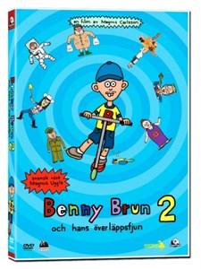 Benny Brun och hans överläppsfjun 2
