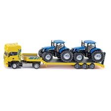 Siku, kuorma-auto traktoreilla 1:50