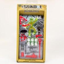 StikBot Action pack, Weapon Grön