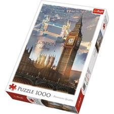London calling, Pussel 1000 bitar, Trefl