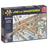 Jan van Haasteren, Christmas Eve, Pussel 1000 bitar
