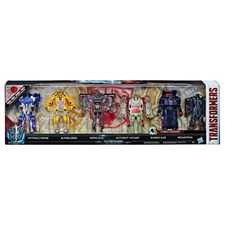 Turbo 1-step changer figure 6 Pack, Transformers
