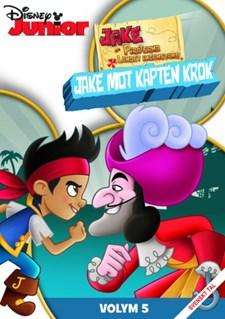 Jake och Piraterna - Jake mot Kapten Krok (volym 5)