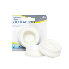 Travel Caps Wideneck, CherubBaby
