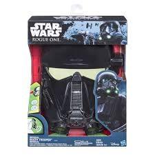 Death Trooper, Elektronisk maske med stemmeforvrenger, Rogue One