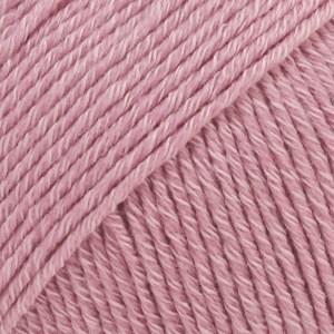 Drops Cotton Merino Uni Colour Garn Ullmix 50g Lilac 04