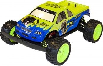 TechToys Speed Bullet 1 14  Grön  Radisotyrd - leksaksbilar & fordon