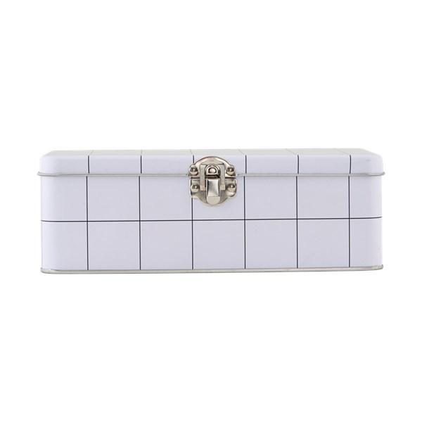 House Doctor Lunchbox 19.9 x 11.3 cm Grå - köksförvaring