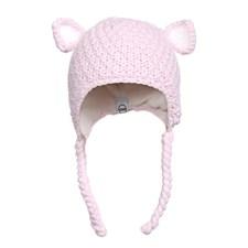 Baby animal infant mössa rosa strl 6-12, Kombi