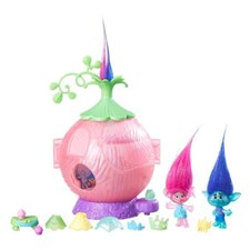Poppy´s Coronation Pod Playset, Trolls