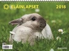 Seinäkalenteri 2018, Eläinlapset 290 x 210 mm