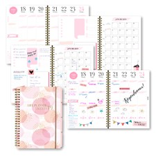 Lifeplanner rosa - 1227