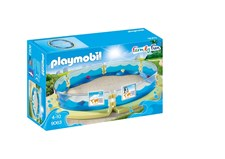 Akvarium bassäng, Playmobil Family Fun (9063)