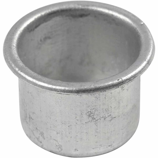 Metallinsats för Stearinljus 25x18 mm 12 st