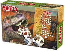 Yatzy Dinosaurier