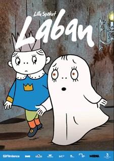 Lilla spöket Laban (Nyrelease)