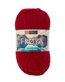 Viking of Norway Froya 50 gr tummanpunainen