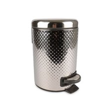 Form Living Pedalhink Hamrad 3L Metall 17x22x25cm Silver